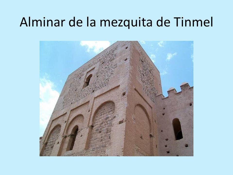 Alminar de la mezquita de Tinmel