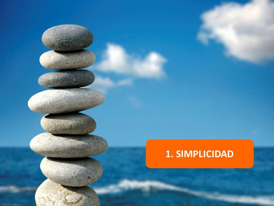 1. SIMPLICIDAD
