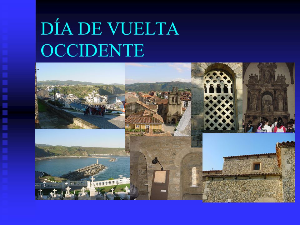 SALIDA COMPLEMENTARIA ORIENTE ORIENTE S. ROMÁN – CAND. OCCIDENTE OVIEDO