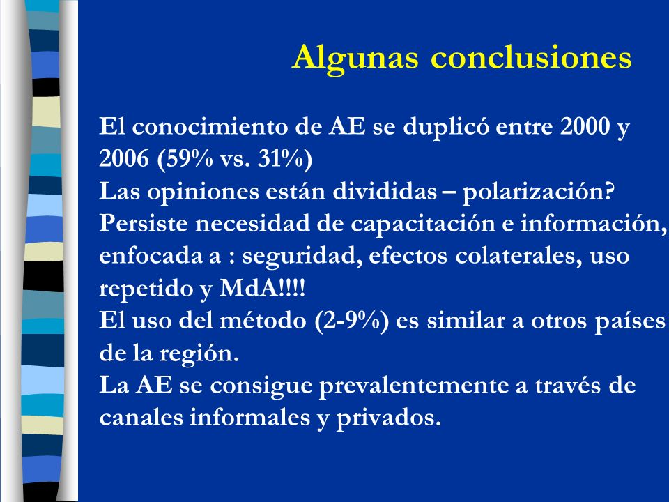 AE: ventas (2004-2008) Estimación anual