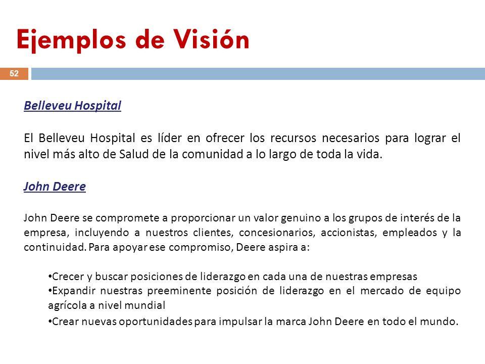 52 Belleveu Hospital El Belleveu Hospital es líder en ofrecer los recursos necesarios para lograr el nivel más alto de Salud de la comunidad a lo larg