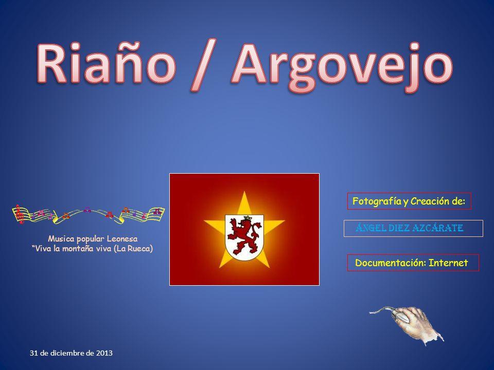 Argovejo, es un pueblo de la provincia de León situado al noreste y a 77 kilómetros de la capital.