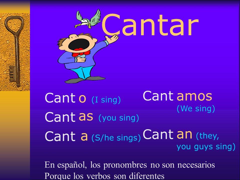 Escriban cuatro infinitivos ir en español __________________