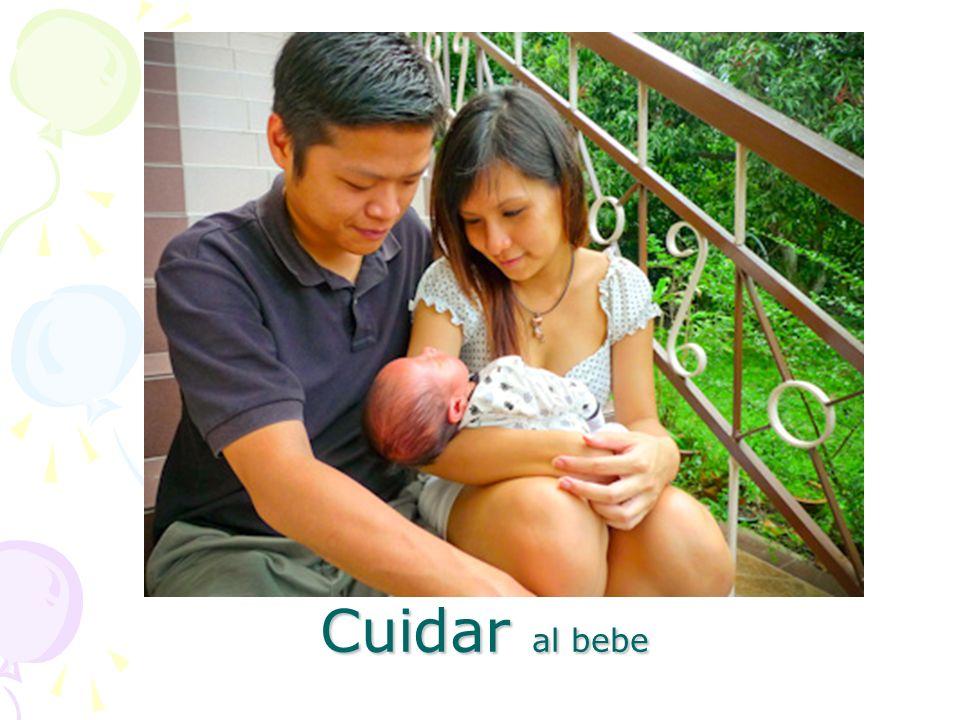 Cuidar al bebe