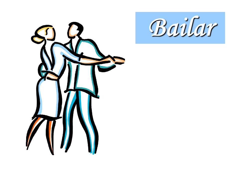 estudiarto study trabajarto work bailarto dance buscarto look for cantarto sing comprarto buy desearto wish enseñarto teach hablarto speak/to talk nec