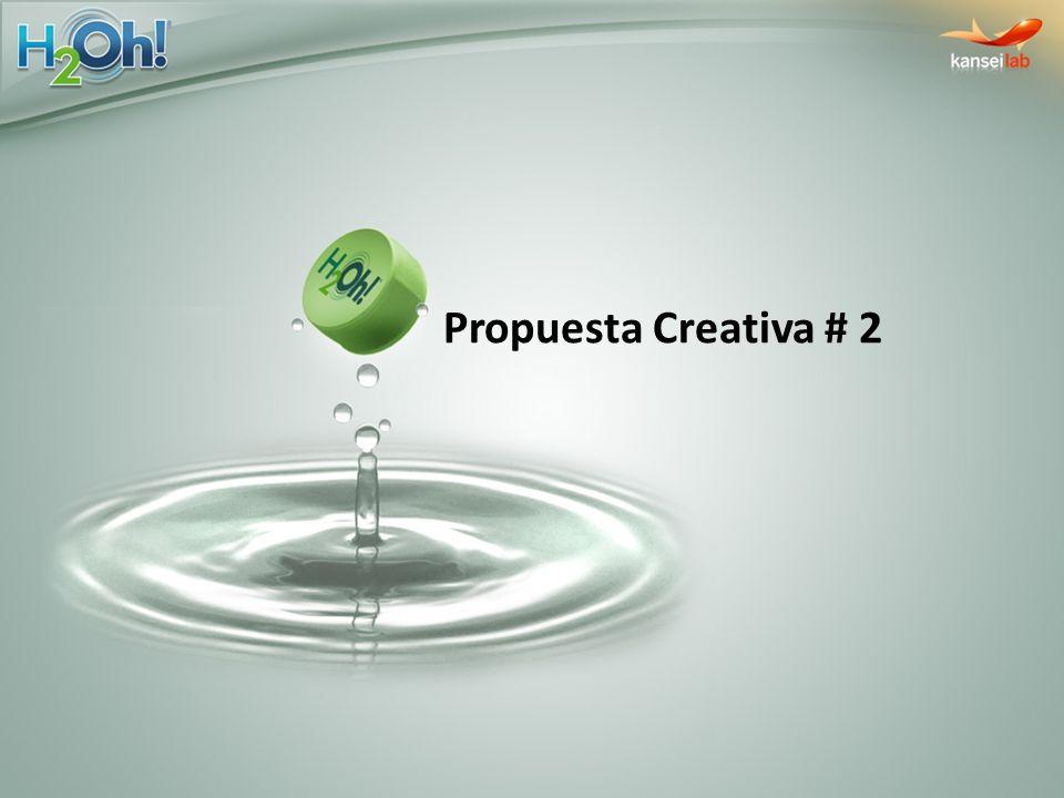 Propuesta Creativa # 2