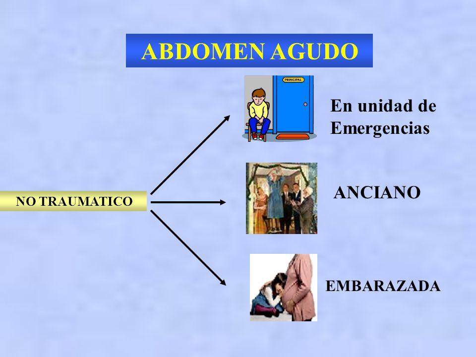 ABDOMEN AGUDO DIAGNOSTICO DIFICIL