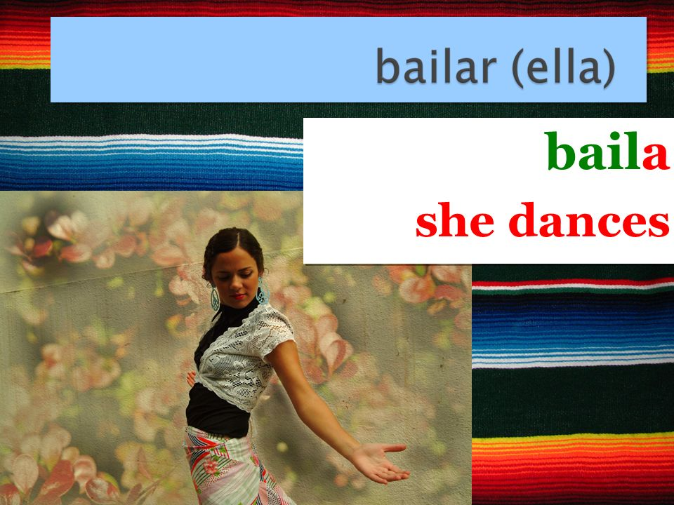 baila she dances baila she dances