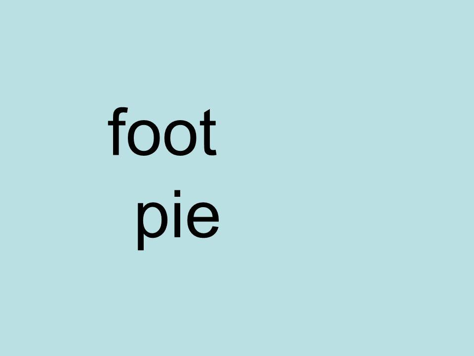 foot pie
