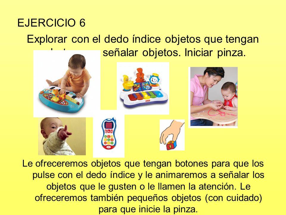 EJERCICIO 7 Utilizar estrategias para lograr algo (ej.