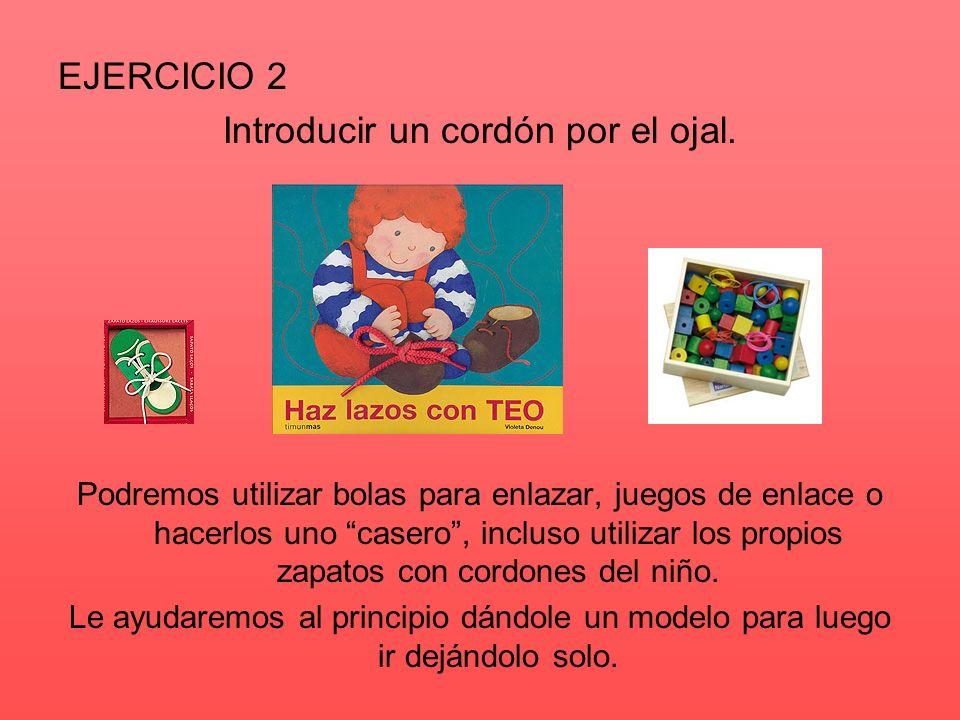 EJERCICIO 3 Imitar trazos más complejos.