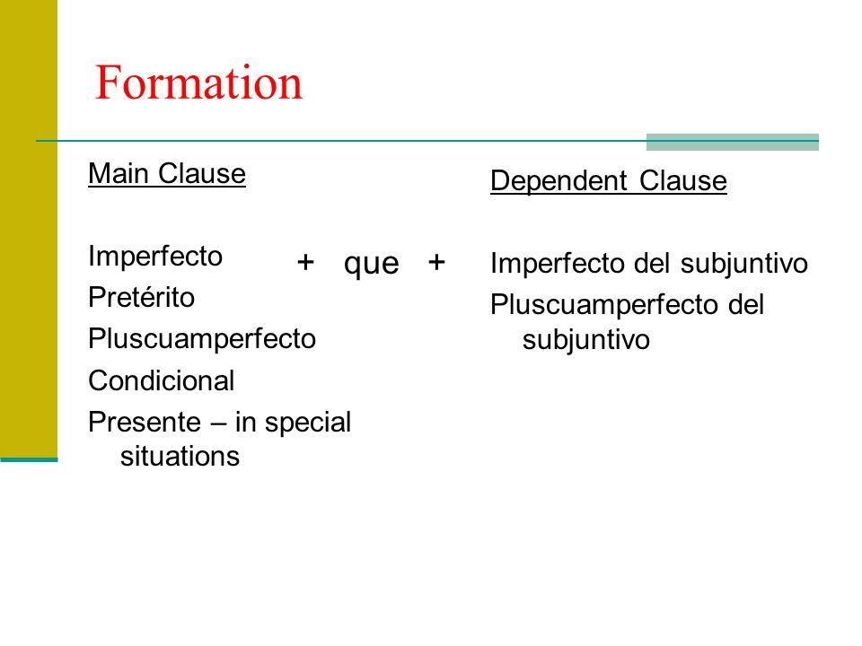 Por + adj./ adv. + que + subjunctive Por difícil que fuera el examen, ellos pasaron.