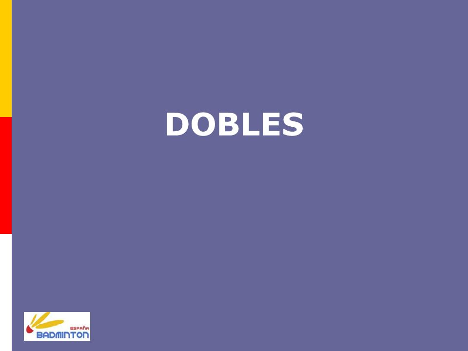 DOBLES