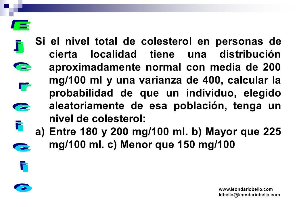 Tema 5: Modelos probabilísticos 23 Bioestadística. U. Málaga. Ejemplo Se quiere dar una beca a uno de dos estudiantes de sistemas educativos diferente