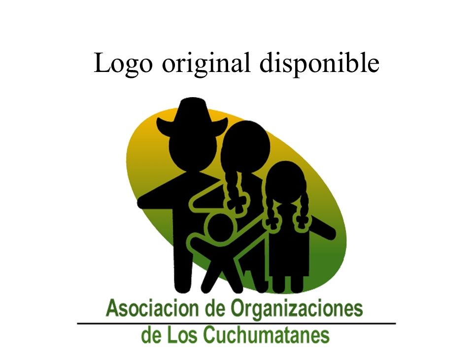 Logo original disponible