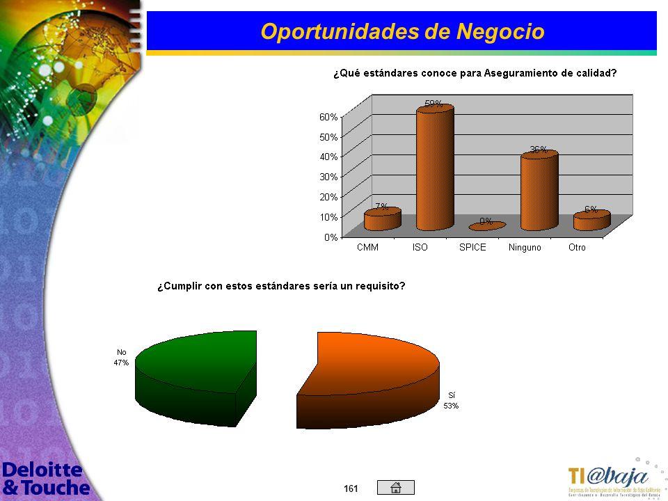 160 Oportunidades de Negocio