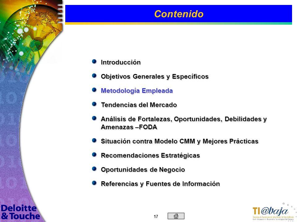 16 Objetivos Específicos del Estudio Identificar el nivel de congruencia de objetivos del Plan de Desarrollo Estatal vs. Plan Nacional de la Industria