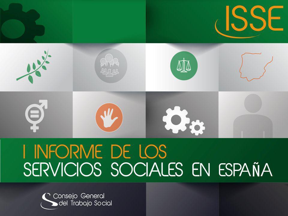 METODOLOGÍA El I Informe ISSE es fruto de una encuesta realizada a 1.361 trabajadores y trabajadoras sociales colegiados, distribuidos por las 17 comunidades autónomas.