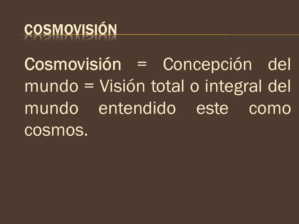 DILTHEY propone 3 tipos de concepción del mundo : a.- NATURALISTA O MATERIALISTA.- se caracteriza por ser un tipo de representación del mundo que se funda en nuestras percepciones y sensaciones