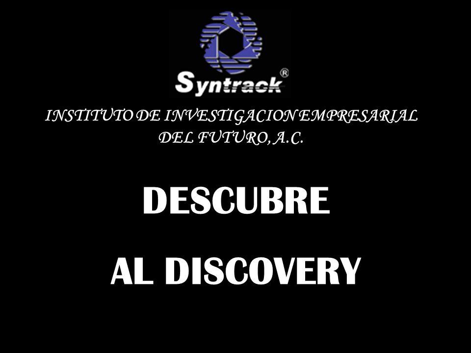 DESCUBRE AL DISCOVERY INSTITUTO DE INVESTIGACION EMPRESARIAL DEL FUTURO, A.C.