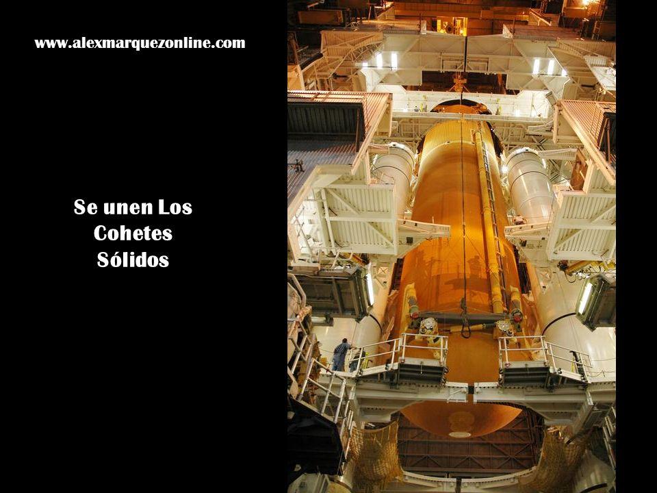 Se unen Los Cohetes Sólidos www.alexmarquezonline.com