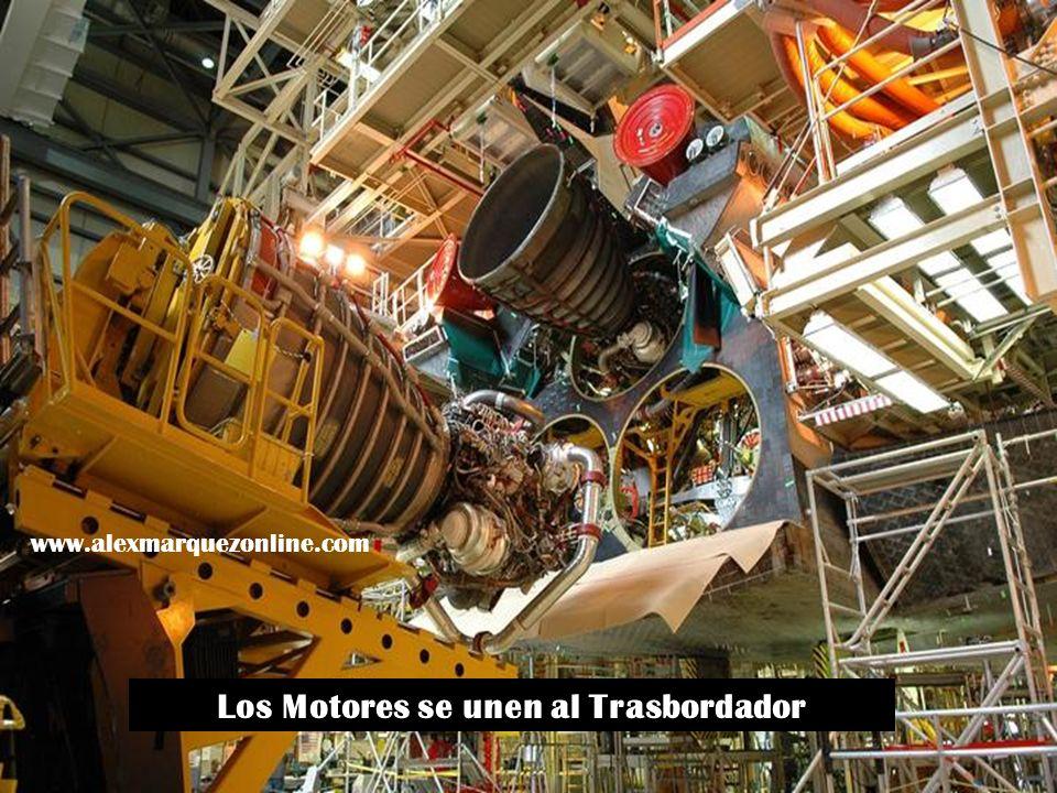Los Motores se unen al Trasbordador www.alexmarquezonline.com