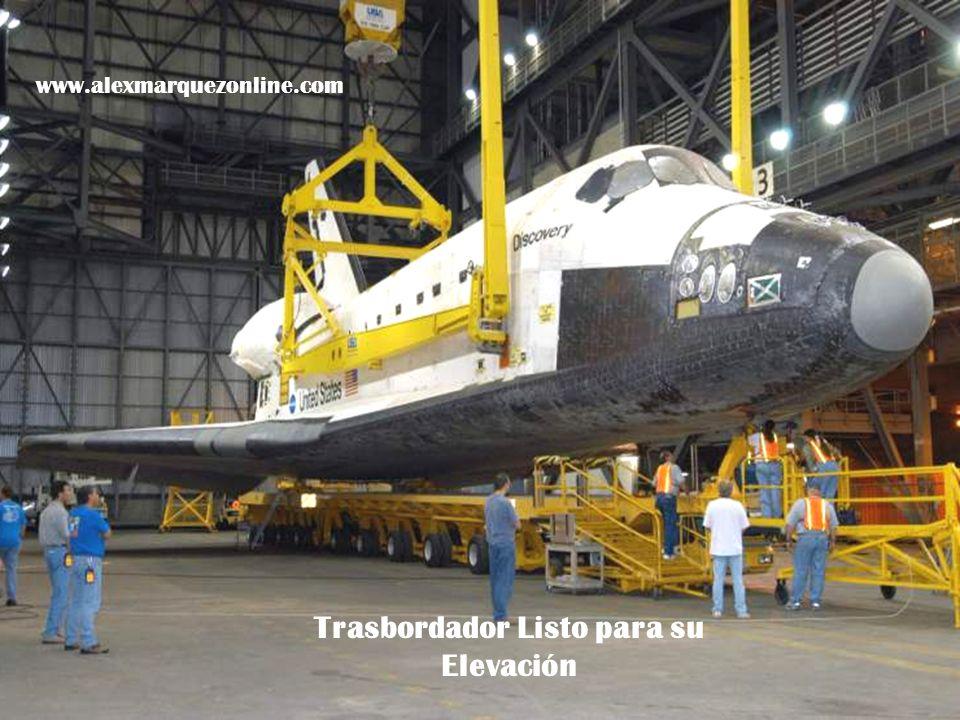 Trasbordador Listo para su Elevación www.alexmarquezonline.com