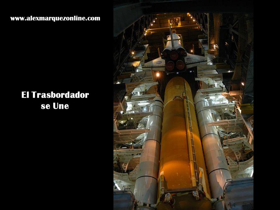 El Trasbordador se Une www.alexmarquezonline.com