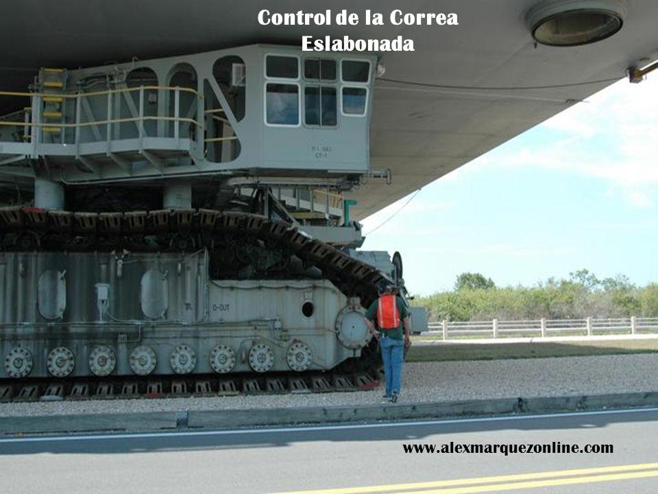 Control de la Correa Eslabonada www.alexmarquezonline.com