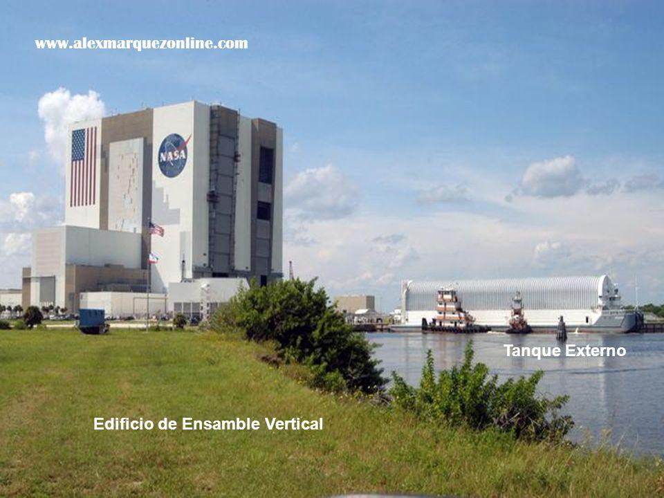 Cargando el Paquete para el ISS www.alexmarquezonline.com