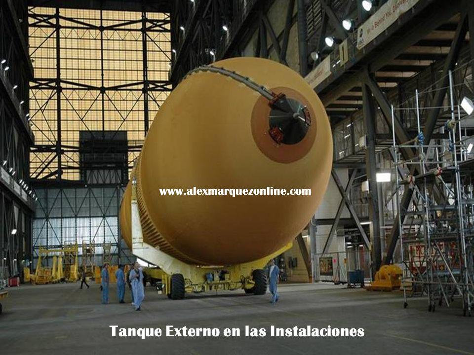 Tanque Externo en las Instalaciones www.alexmarquezonline.com