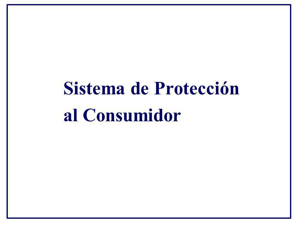 Temas LEGISLACION CONCEPTOS PRINCIPIOS Y POLITICAS Derechos de los Consumidores Protección al Consumidor frente a la publicidad Idoneidad de los Productos y Servicios Métodos comerciales abusivos
