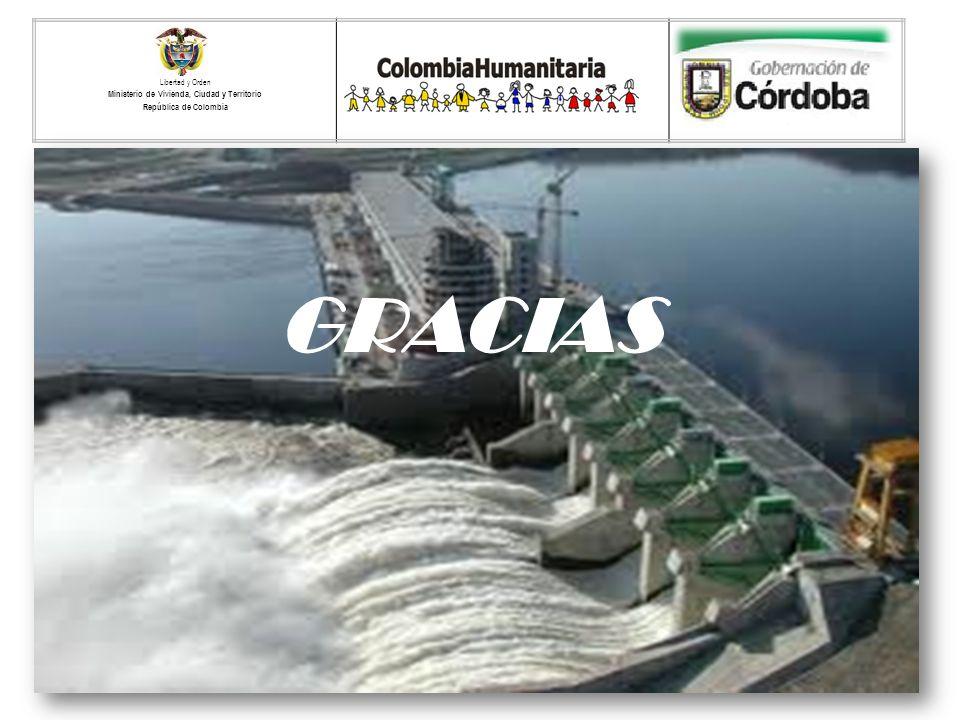Libertad y Orden Ministerio de Vivienda, Ciudad y Territorio República de Colombia LOGO ENTIDAD TERRITORIAL GRACIAS