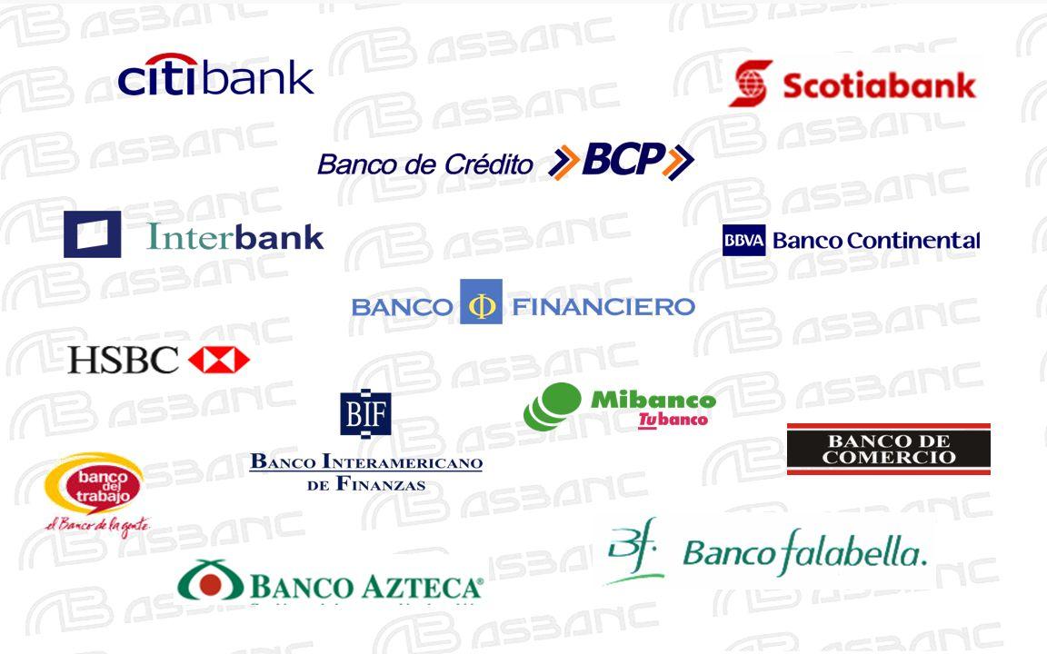 Empresas de Servicios Complementarios Empresas emisoras de Tarjetas de Crédito