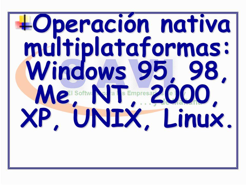 Posibilidad de generación e impresión automática de formatos específicos o particulares de acuerdo a lo solicitado por el cliente, para evitar el uso de formas preimpresas