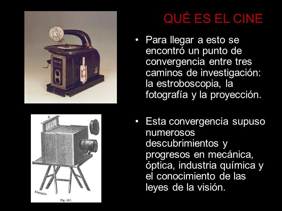 QUE ES EL CINE 1.