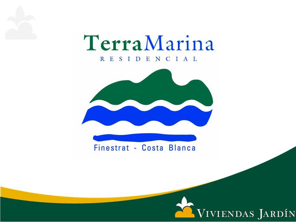 TERRAMARINA, FINESTRAT Por encima del nivel del mar Hay un lugar en el Mediterráneo que tiene prestigio y reconocimiento en el mundo entero: Benidorm.