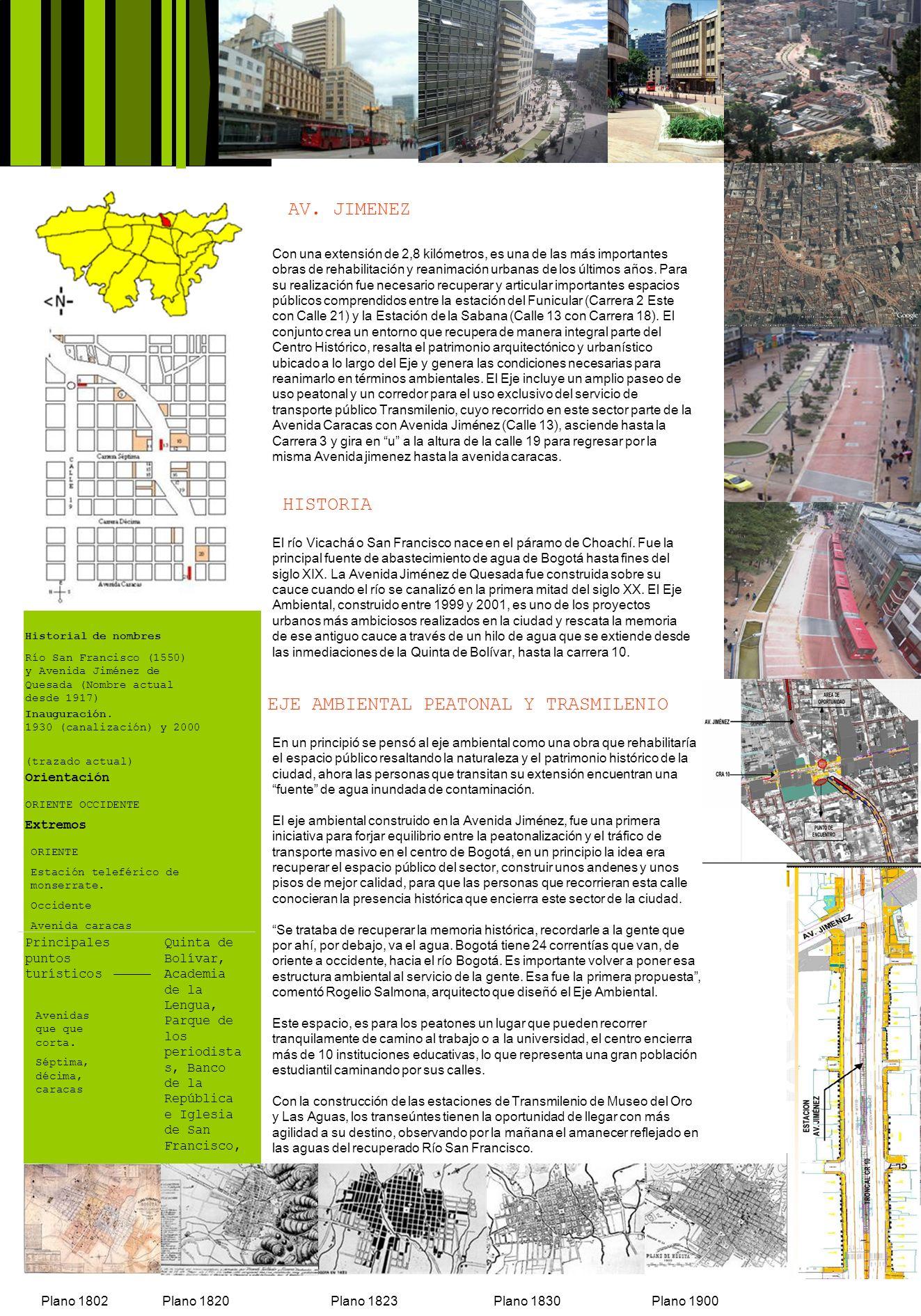 Con una extensión de 2,8 kilómetros, es una de las más importantes obras de rehabilitación y reanimación urbanas de los últimos años.