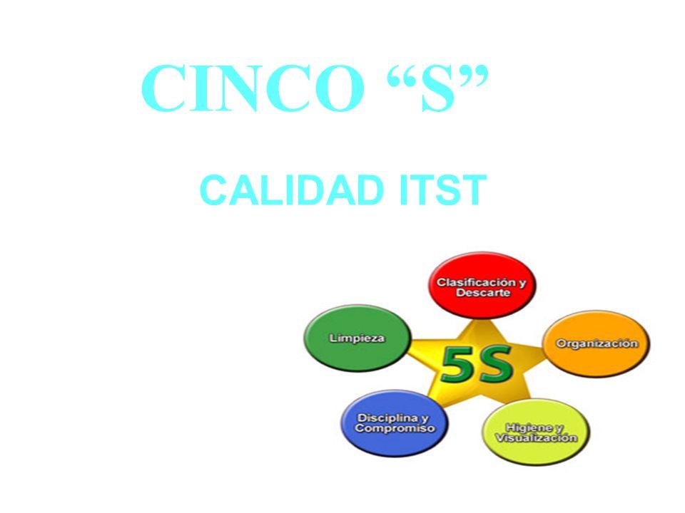 CALIDAD ITST CINCO S
