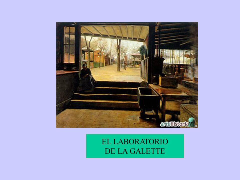EL LABORATORIO DE LA GALETTE