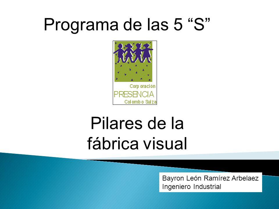 Programa de las 5 S Bayron León Ramírez Arbelaez SEIRI - CLASIFICAR BENEFICIOS DEL SEIRI La aplicación de las acciones Seiri preparan los lugares de trabajo para que estos sean más seguros y productivos.