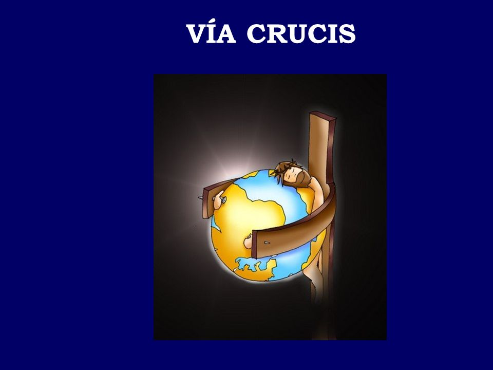 El Cireneo descubre que bueno es ayudarte a llevar la cruz.