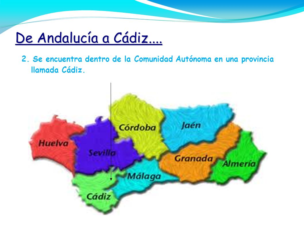 De Cádiz a la línea de la Concepción... 3. Se encuentra en la Línea de la Concepción.