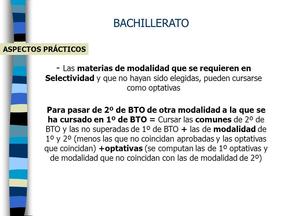 MATERIAS OPTATIVAS (2 asignaturas) 1.Segunda lengua extranjera es obligatoria los dos cursos. 2.Podréis elegir materias del curso correspondiente prop