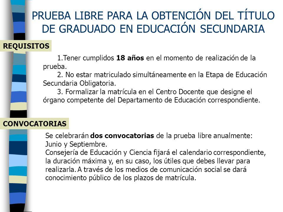 EDUCACIÓN SECUNDARIA PARA ADULTOS (E.S.A.) ORGANIZACIÓN DE LOS CURSOS Y ASIGNATURAS Se organiza en dos ciclos: PRIMER CICLO DE E.S.A., equivalente a 1