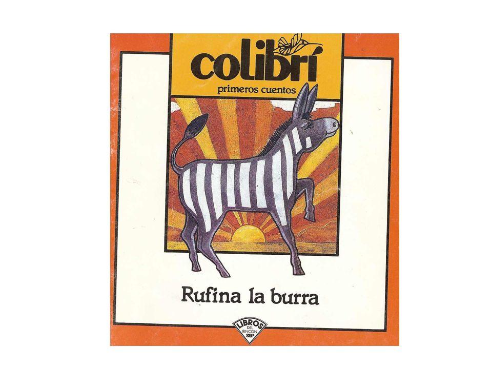 Rufina la burra quería ser famosa
