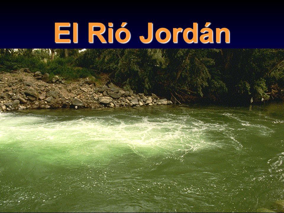 El Rió Jordán