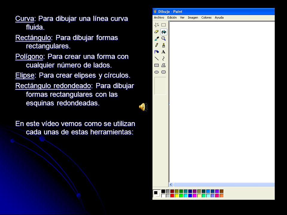 A parte tenemos también en el paint un menú llamado imagen que se encuentra en la parte superior del programa.