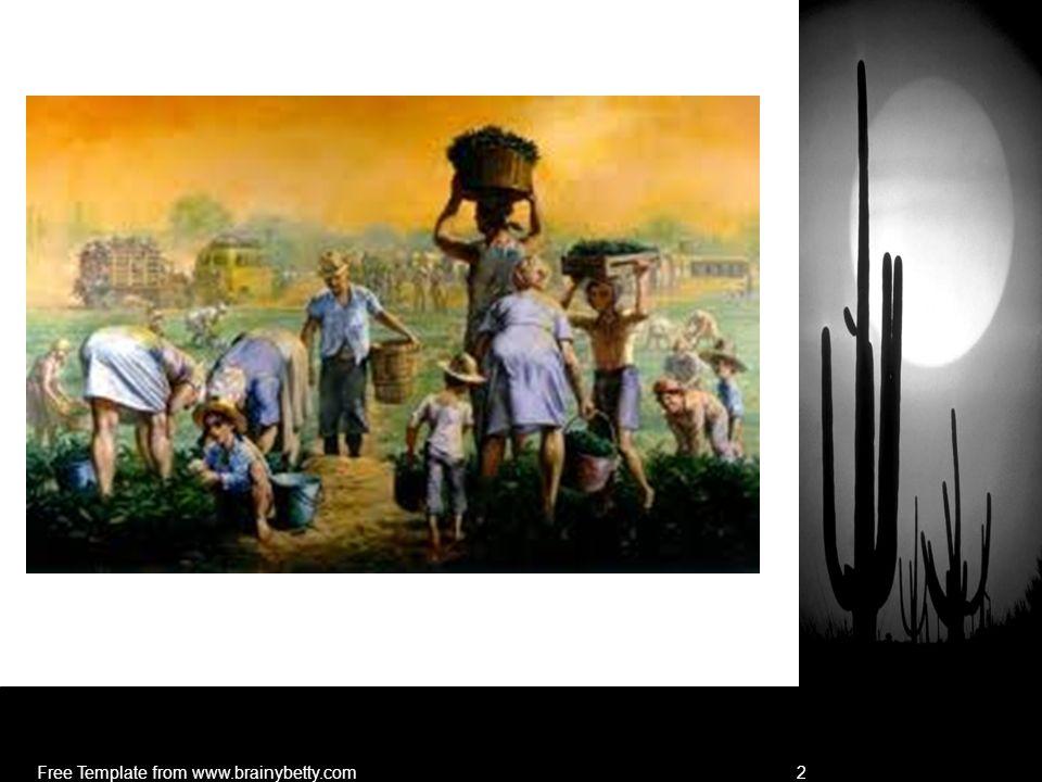 3 Autor: Tomás Rivera (1935-1984) Datos biográficos: Nació en Tejas y sus padres trabajaban en la cosecha.