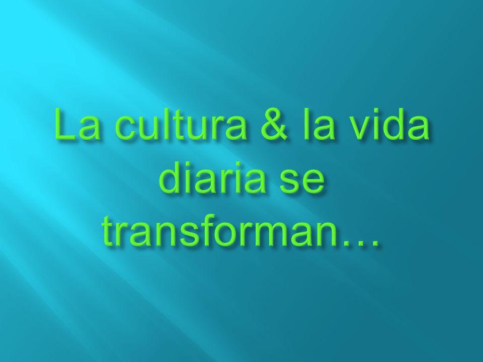 En el siglo xx llego a México la tecnología moderna, principalmente aquella relacionada con el uso domestico y con la ampliación de las comunicaciones.